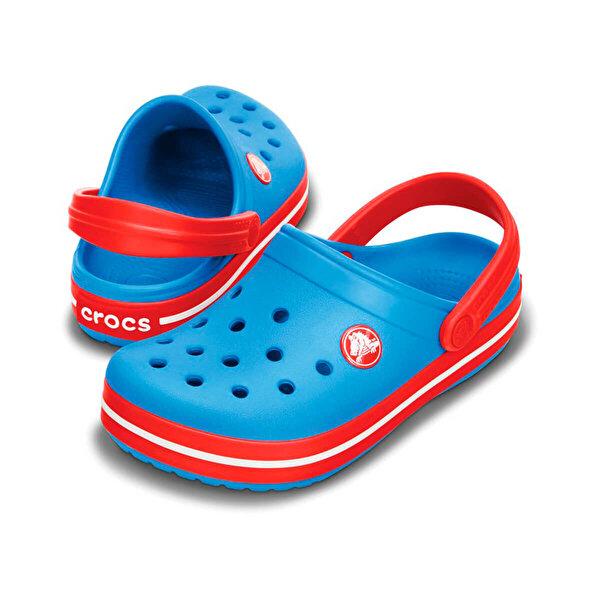 Crocs Mavi Unisex Çocuk Sabo Terlik