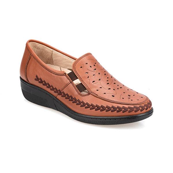Polaris 5 Nokta 91.111065.Z Taba Kadın Ayakkabı