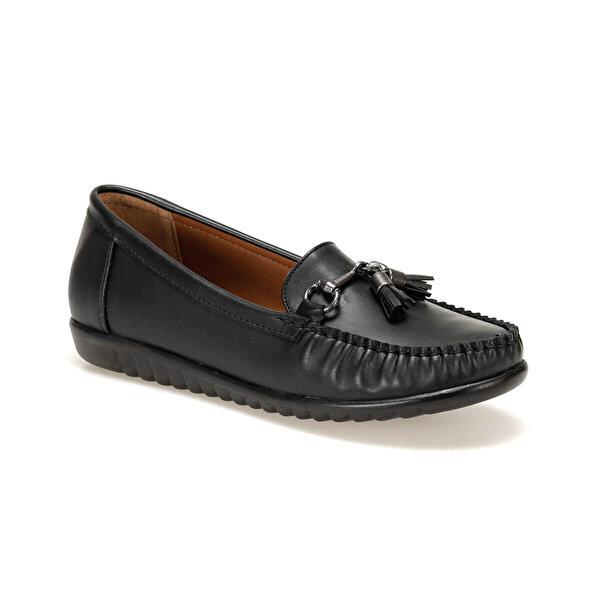 Polaris 91.158432.Z Siyah Kadın Ayakkabı