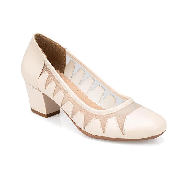 Polaris 91.311171.Z Bej Kadın Gova Ayakkabı
