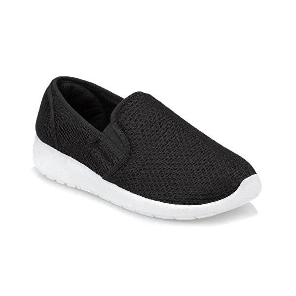 polaris 91.354969.Z Siyah Kadın Slip On Ayakkabı