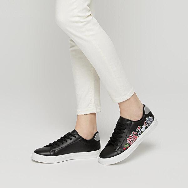 Polaris 91.311535.Z Siyah Kadın Sneaker Ayakkabı