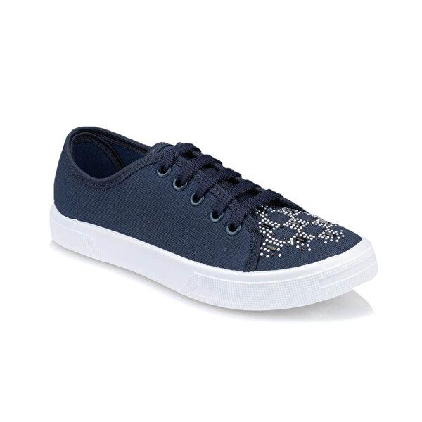 Polaris 91.311604.Z Lacivert Kadın Sneaker Ayakkabı
