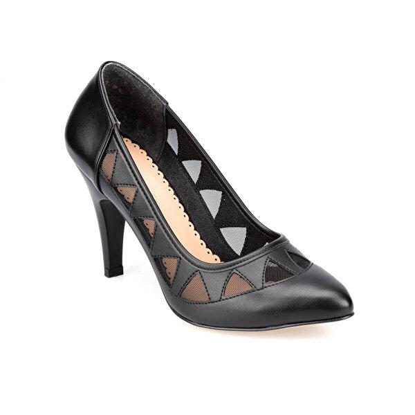 Polaris 91.311180.Z Siyah Kadın Gova Ayakkabı
