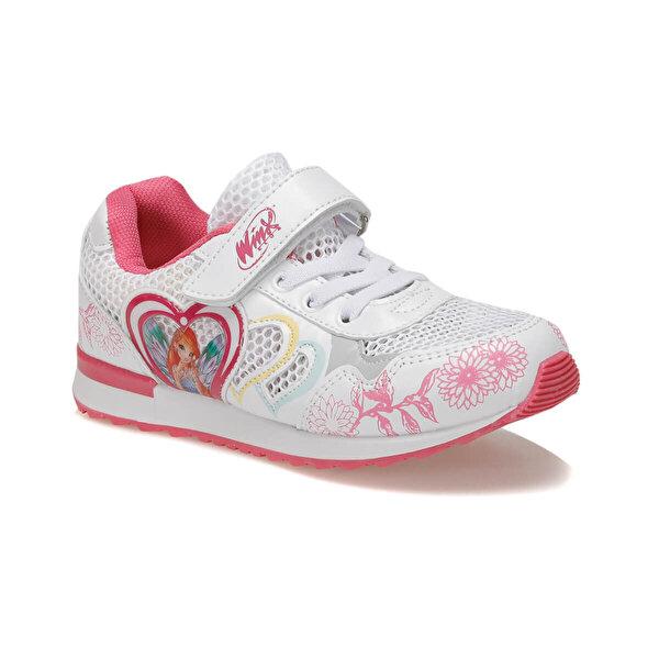 Winx 91.RAVEN.F Beyaz Kız Çocuk Spor Ayakkabı
