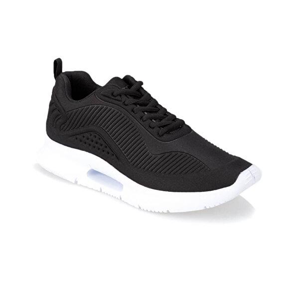 Kinetix KYLE W Siyah Kadın Sneaker Ayakkabı