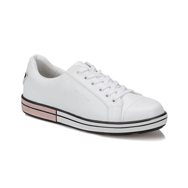 Dockers by Gerli 226286 Beyaz Kadın Sneaker Ayakkabı