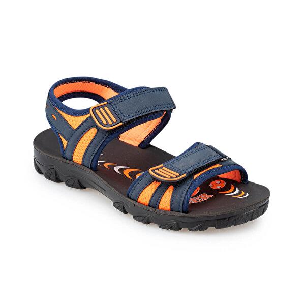 Polaris 91.510358.G Lacivert Erkek Çocuk Sandalet