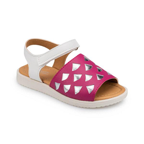 polaris 91.511184.P Fuşya Kız Çocuk Sandalet