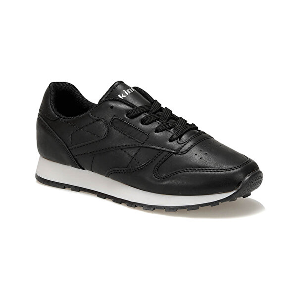 Kinetix PINTO Siyah Kadın Spor Ayakkabı