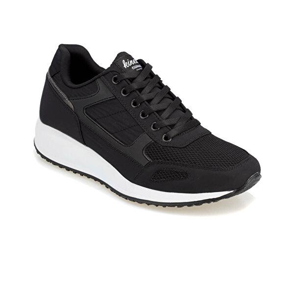 Kinetix ANDREW Siyah Erkek Sneaker Ayakkabı