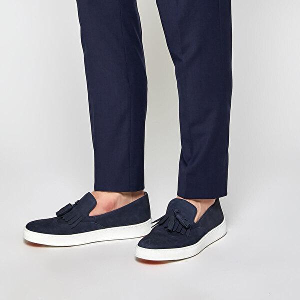 Mercedes NORIN Lacivert Erkek Ayakkabı
