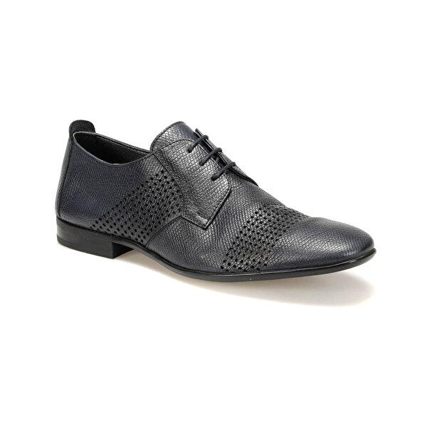 Mercedes ARAL Lacivert Erkek Ayakkabı
