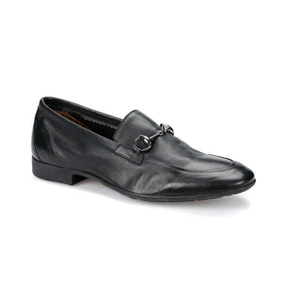 Mercedes GRAIN Siyah Erkek Ayakkabı