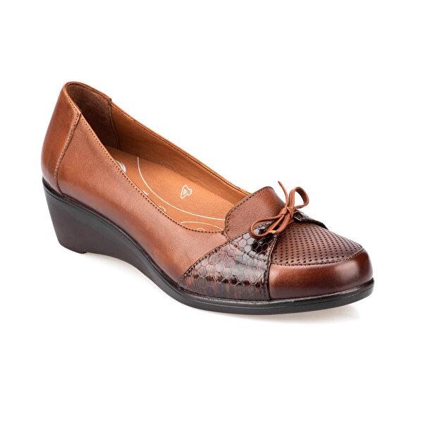 Polaris 5 Nokta 91.100678RZ Taba Kadın Ayakkabı