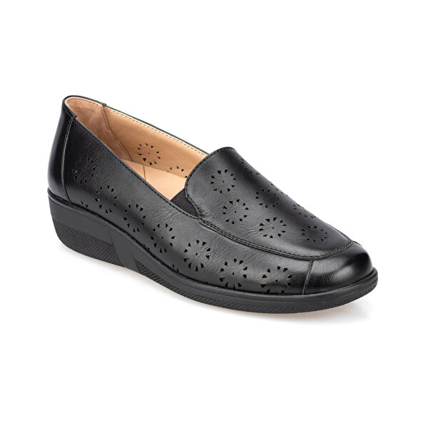 Polaris 5 Nokta 91.100697.Z Siyah Kadın Ayakkabı
