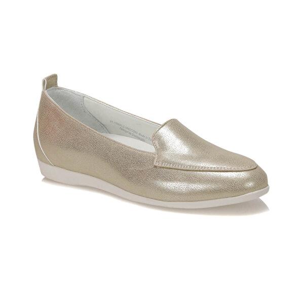 Polaris 5 Nokta 91.100651.Z Altın Kadın Ayakkabı