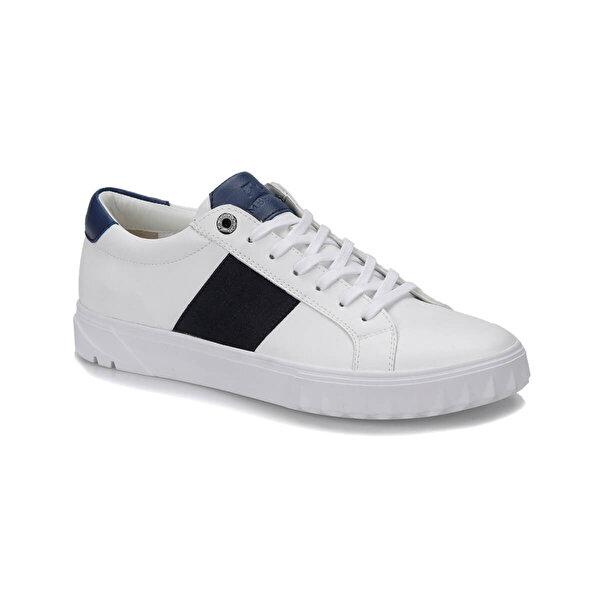 Lumberjack DETROIT Beyaz Erkek Sneaker Ayakkabı