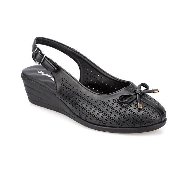 Polaris 91.150797.Z Siyah Kadın Ayakkabı