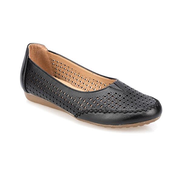 Polaris 91.150656.Z Siyah Kadın Ayakkabı