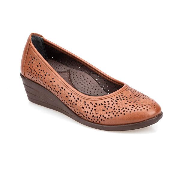 polaris 91.150707.Z Taba Kadın Ayakkabı