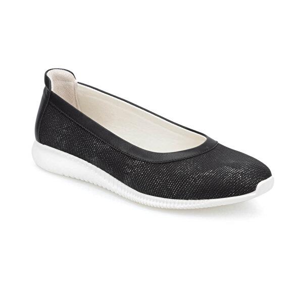 Polaris 91.150655.Z Siyah Kadın Ayakkabı