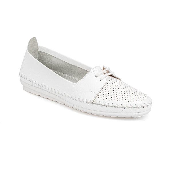 Polaris 91.100775.Z Beyaz Kadın Ayakkabı