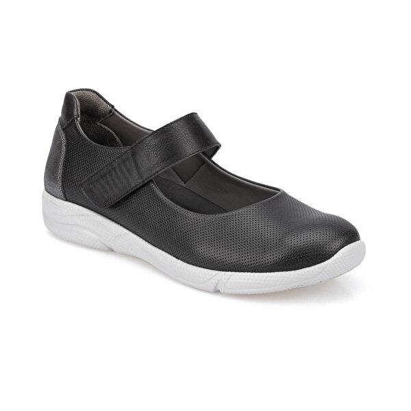 Polaris 91.150653.Z Siyah Kadın Ayakkabı