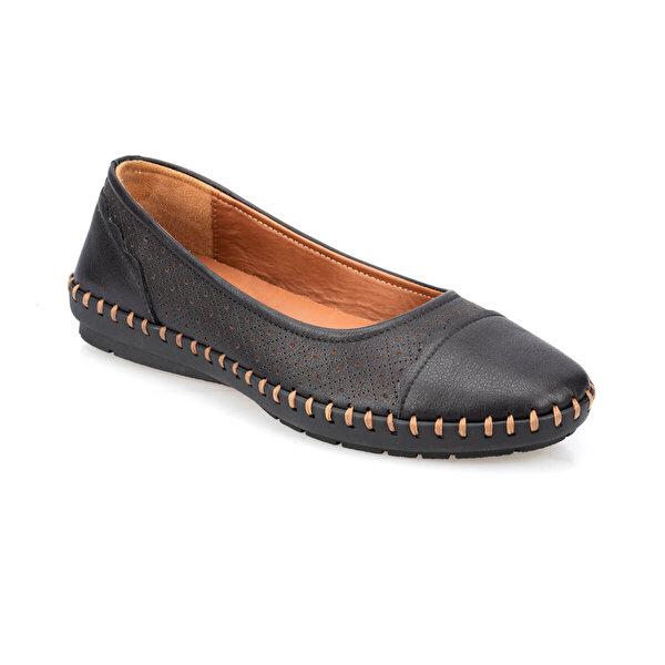 Polaris 91.100776.Z Siyah Kadın Ayakkabı