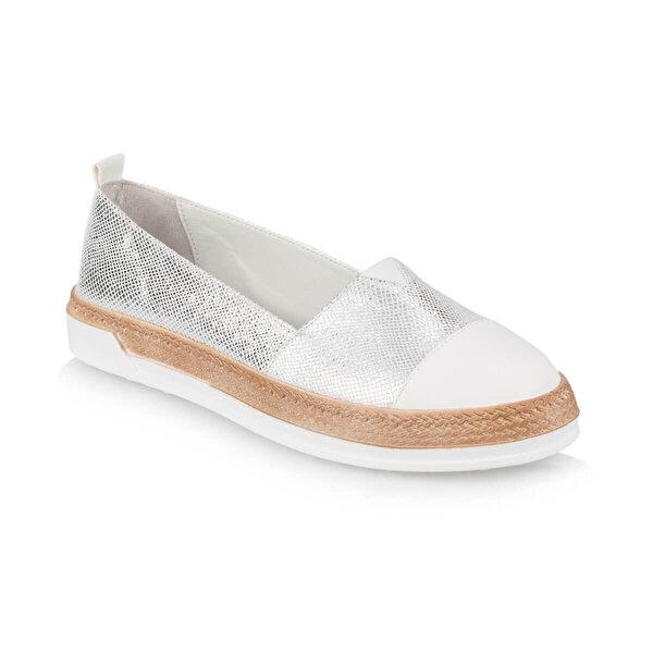 polaris 91.313326.Z Beyaz Kadın Slip On Ayakkabı