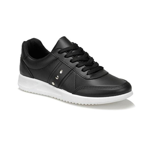 Polaris 91.313388.Z Siyah Kadın Spor Ayakkabı