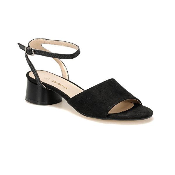 Polaris 91.313185.Z Siyah Kadın Sandalet