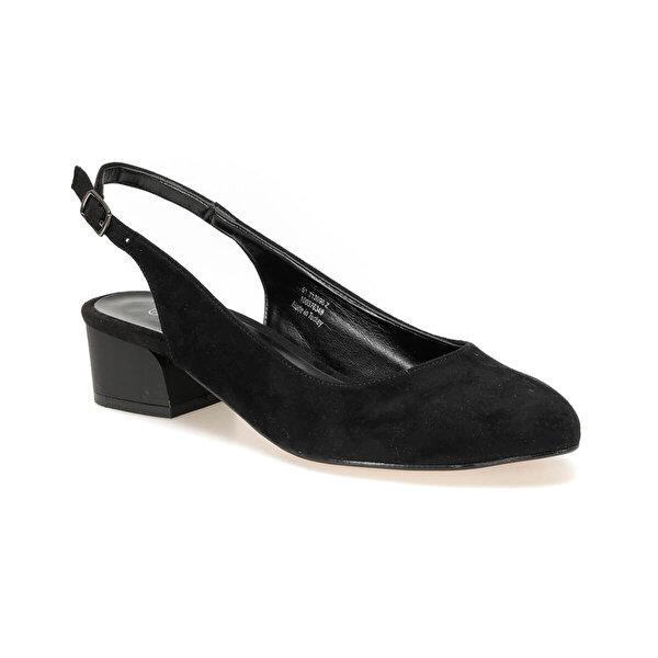 Polaris 91.313096.Z Siyah Kadın Gova Ayakkabı