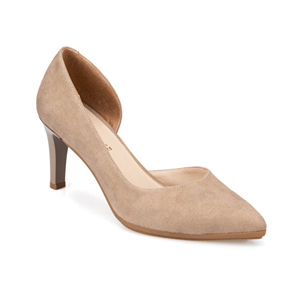 Polaris 91.313135SZ Vizon Kadın Gova Ayakkabı