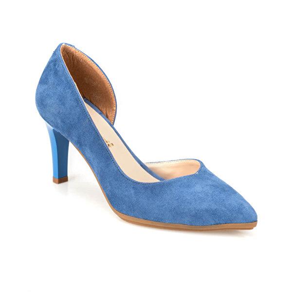 Polaris 91.313135SZ Lacivert Kadın Gova Ayakkabı