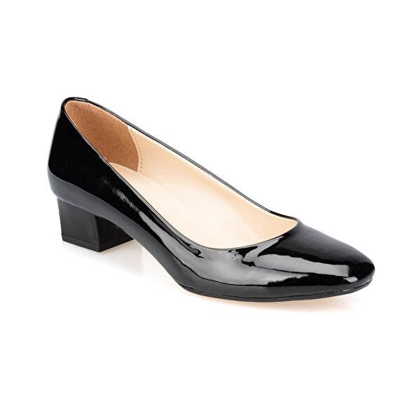 Polaris 91.312079RZ Siyah Kadın Gova Ayakkabı