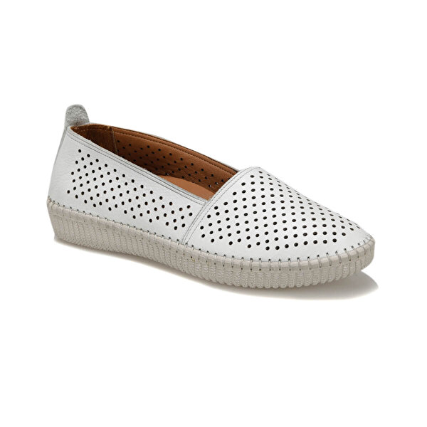Polaris 91.100781.Z Beyaz Kadın Ayakkabı
