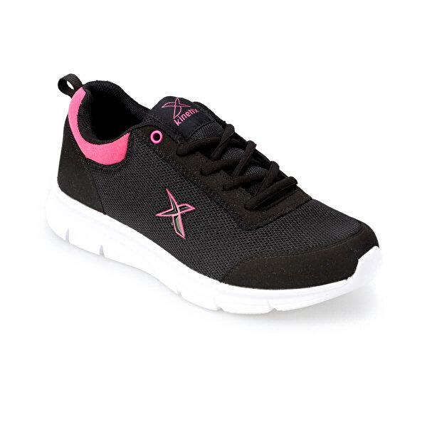 Kinetix LUCA II TX W Siyah Kadın Koşu Ayakkabısı