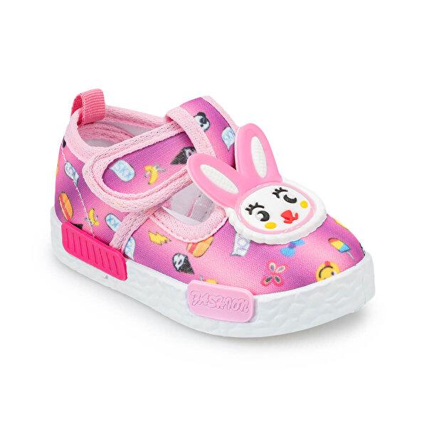 Polaris 91.510173.I Pembe Kız Çocuk Ayakkabı