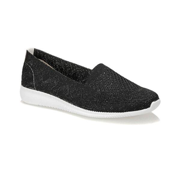 Polaris 91.150687.Z Siyah Kadın Ayakkabı