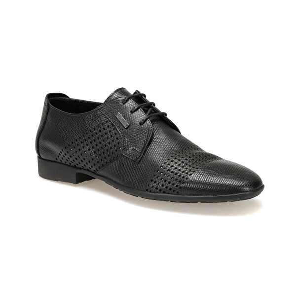 Mercedes ARAL Siyah Erkek Klasik Ayakkabı