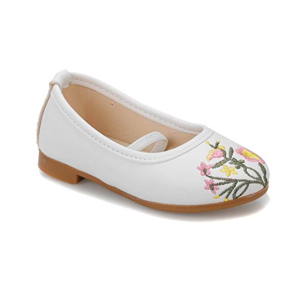 Seventeen MILA Beyaz Kız Çocuk Casual Ayakkabı