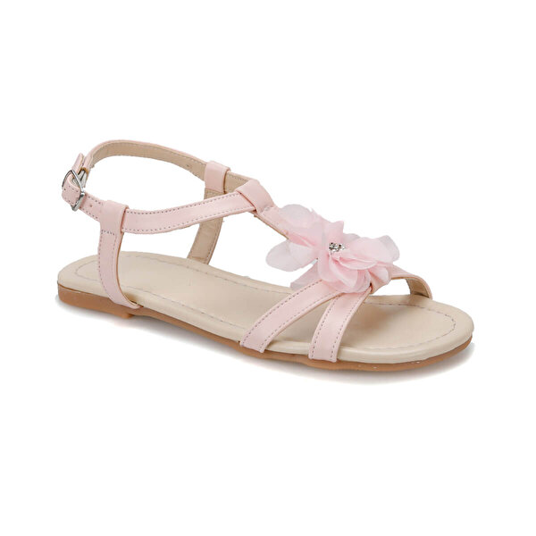 Seventeen FILA Pembe Kız Çocuk Sandalet