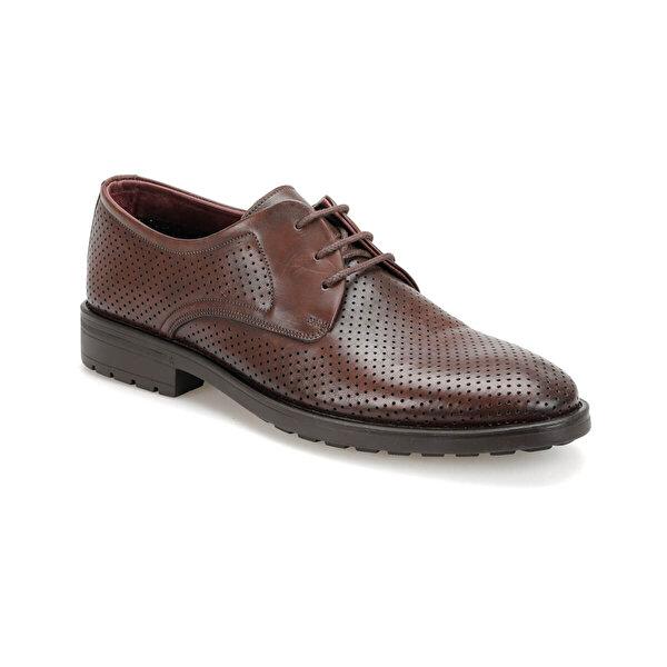 Garamond FL58 Kahverengi Erkek Ayakkabı