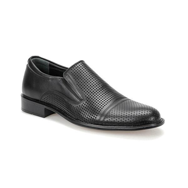 Down Town 900 Siyah Erkek Klasik Ayakkabı