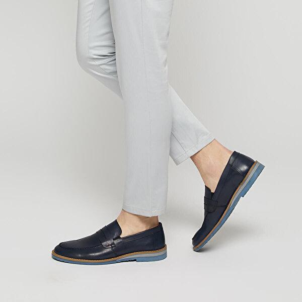 Garamond 3836-1 Lacivert Erkek Ayakkabı