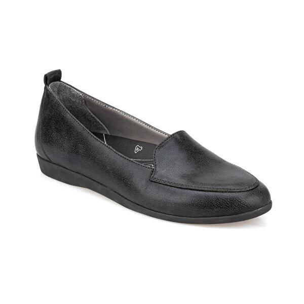 Polaris 5 Nokta 91.100651.Z Siyah Kadın Ayakkabı