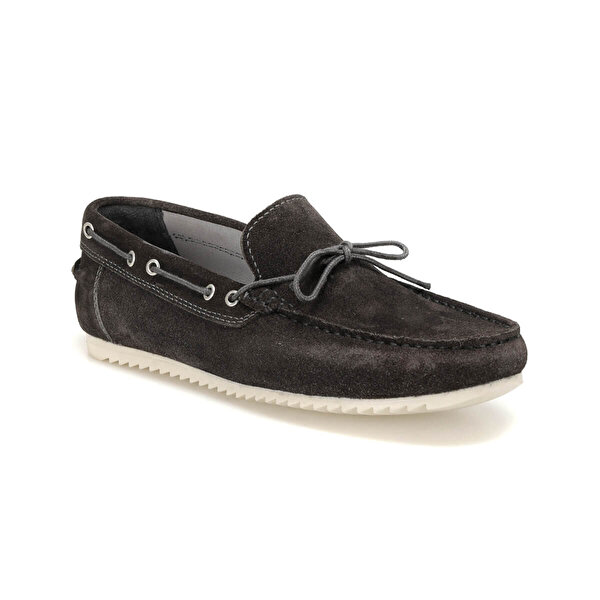 Forester CNR-291 Gri Erkek Loafer Ayakkabı