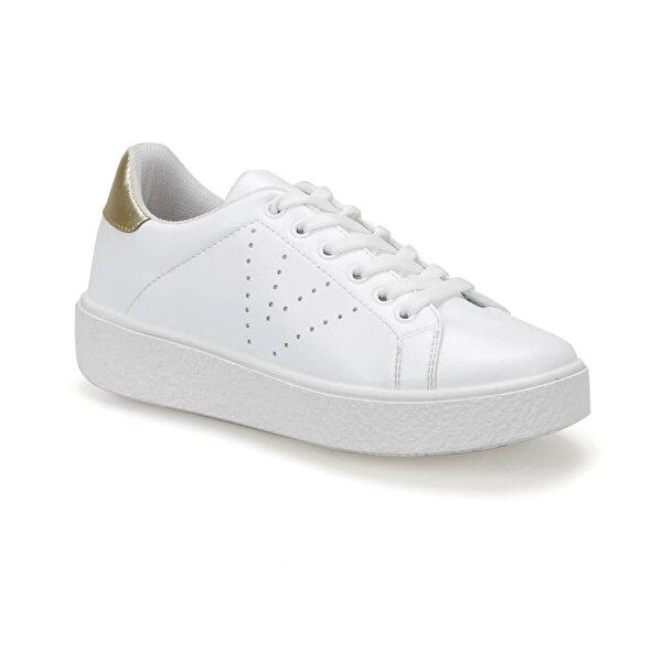 Art Bella CS19069 Beyaz Kadın Sneaker Ayakkabı