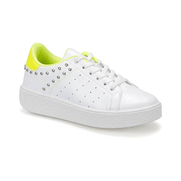 Art Bella CS19068 Sarı Kadın Sneaker Ayakkabı